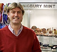 Bigbury Mint Medal Makers
