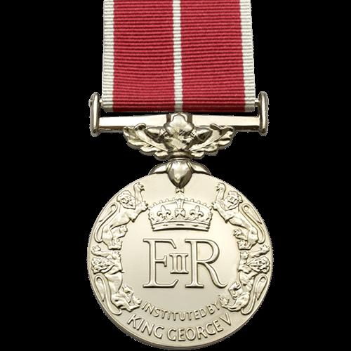 British Empire Medal EIIR Military Reverse