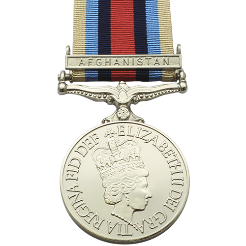 Afghanistan Operational Service Medal OSM with Clasp