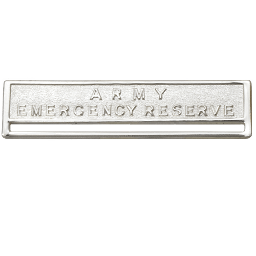 army emergency reserve decoration eiir full size