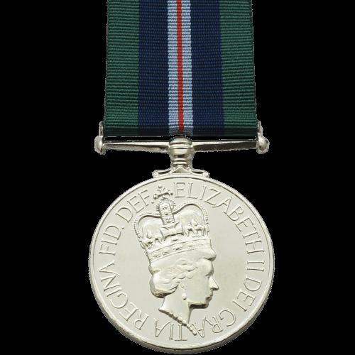 Northern Ireland Prison Service Medal EIIR