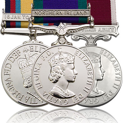 Replacement Military Medals