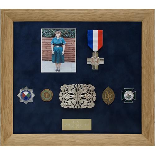 Bespoke Medal Frame