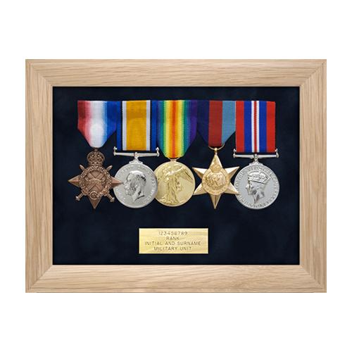 Medal Display Frames